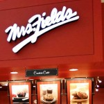 Mrs. Fields Cookies store