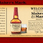 Maker's Mark consumer site