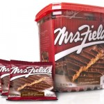 Mrs. Fields Cookies Club packaging