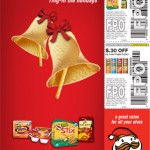 Pringles Holiday FSI